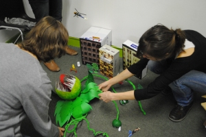 Projet Formicans against earth 2011
